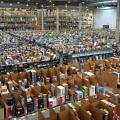 Ein Logistikzentrum von Amazon (Bild: Wikipedia/CC BY-SA 3.0)