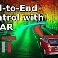 Autonomes Fahrzeug, ausgestattet mit der neuen Software (Illustration: mit.edu)