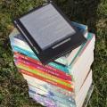E-Book versus Bücher: Beides wird gemocht (Foto: Janeb 13, pixabay.com)