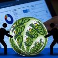 Junge Fintechs haben in der Corona-Krise weniger Investitionsgelder erhalten (Symbolbild: Pixabay/ Geralt)