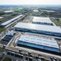 Galaxus-Logistikzentrum in Krefeld-Fichtenhain (Bild: zVg)