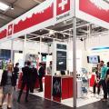 Hannover Messe: Der Swiss Pavillion von 2018 (Bild: ICTswitzerland)
