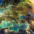 Flughäfen bilden ein weltweites Netzwerk. ETH-Forscher haben nun gezeigt, wie man ein Virus daran hindern kann, sich darin zu verbreiten. (Bild: Colourbox)