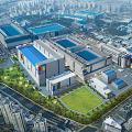Halbleiterwerk von Samsung in Hwaseong in Südkorea (Bild:Samsung)